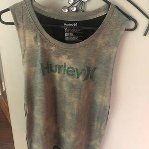 Hurley tank top